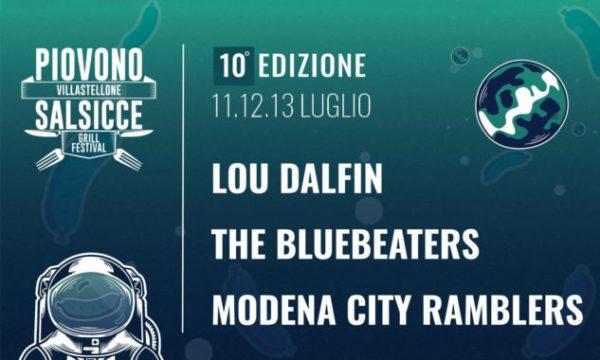 """Lou Dalfin a """"Piovono Salsicce 2019"""""""